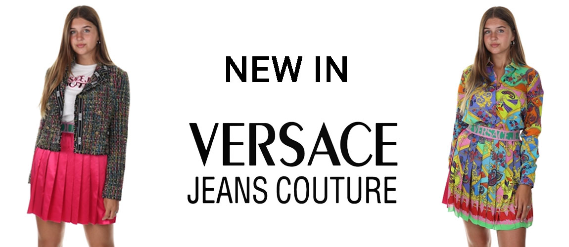 NEW IN VERSACE