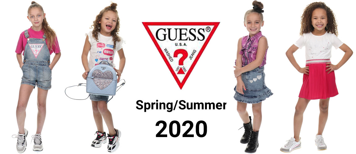 New IN Guess Kids