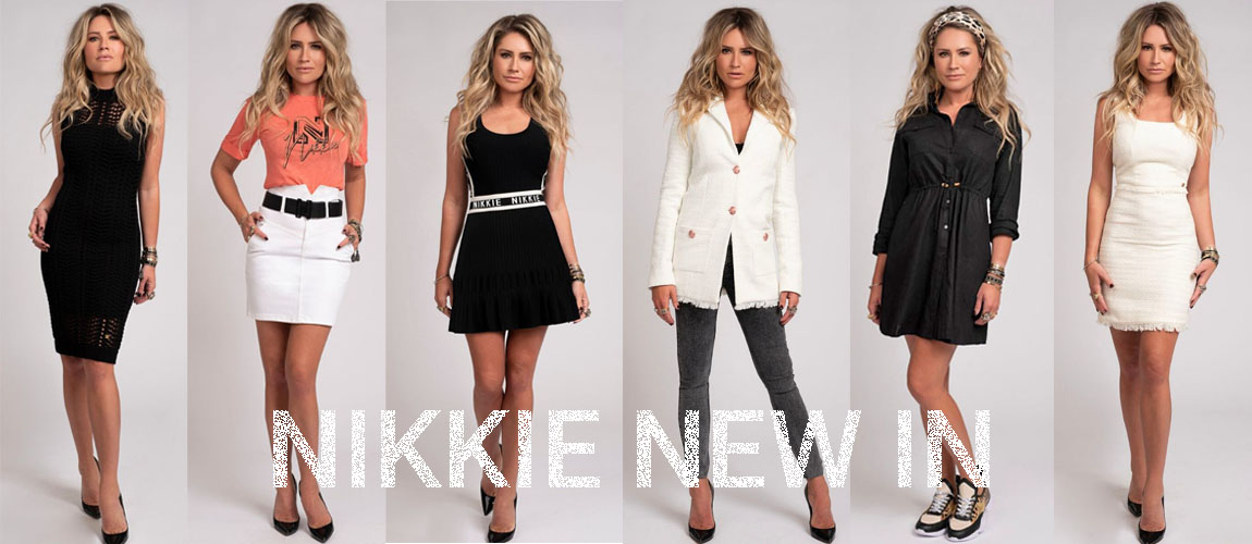 NEW IN NIKKIE