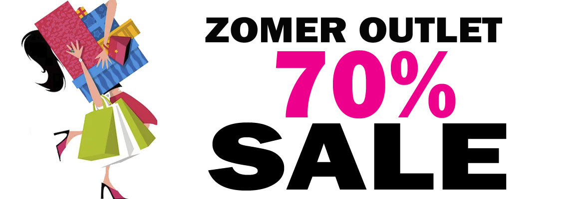 Zomer Outlet Sale