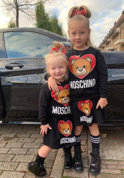 moschino twins
