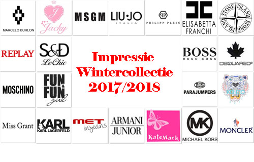 Impressie Winter Collectie 2017/2018