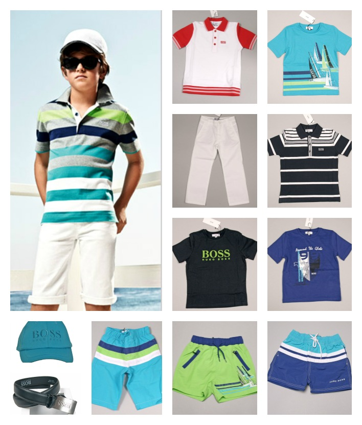 Boss Kids - Boss kinderkleding - Boss Kidswear