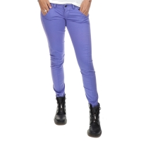 Guess jeans Skinnyjeans Rocket lotus blue/lila