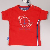 T-shirt red change s/s