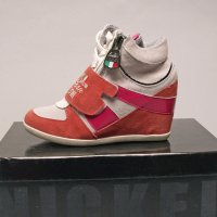 Wedge Sneaker Gianna Very pink