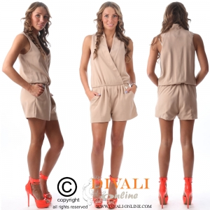 JoshV Jumpsuit Arizona Nude