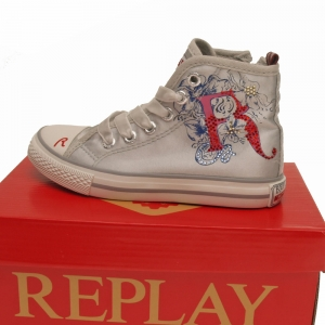 Replay Gymp R Zilver