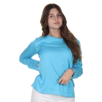 G.sel Blouse Akilin Turquoise