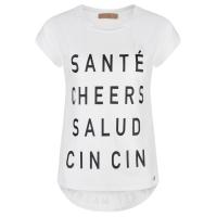 T-shirt Lyla Clean White