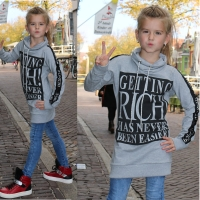 Rich Girls Tuniek Grey