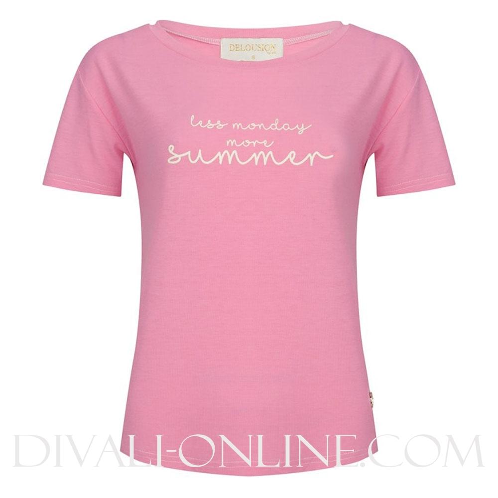 T-shirt Zoi Pink