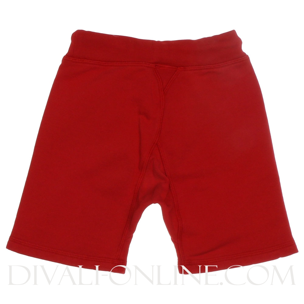 Jogging Short Baggy Red