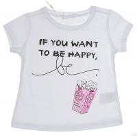 Fun&Fun T-shirt If You,, Offwhite