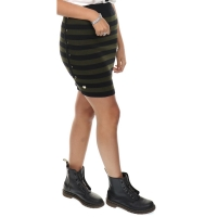 Lovit Skirt green and black