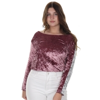 Malifisent Sweater Ayla pink