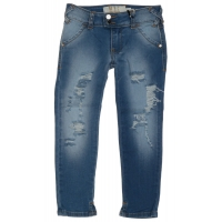 MET InJeans Kids Jeans X-K-Fit Ripped Blue