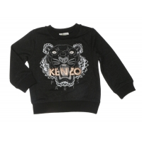 Sweater Glitter Tiger Black Exclusive edition