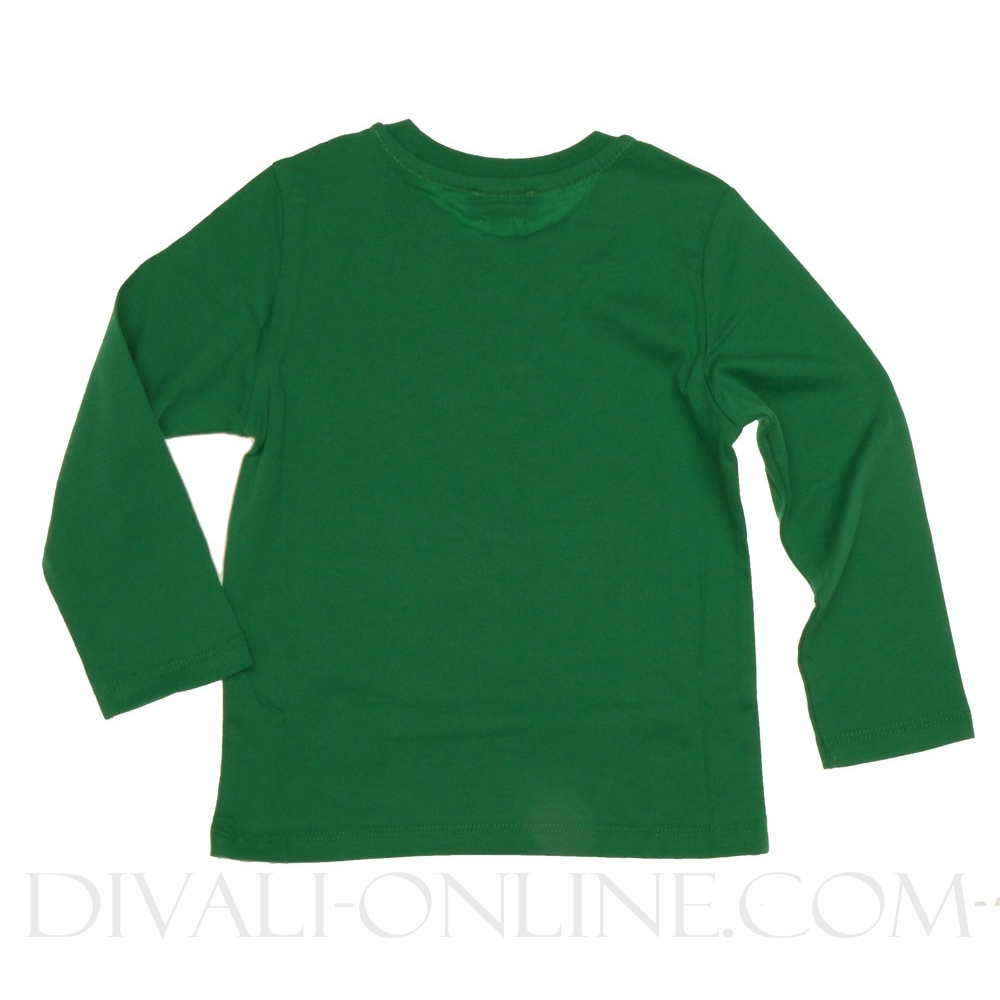 Longsleeve Tiger Green