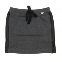 Miss Grant Joggingrok Buidelzak Grey-black