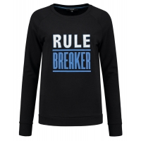 Nikkie By Nikkie Plessen Sweater Rule Breaker Black