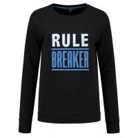 Nikkie By Nikkie Plessen Sweater Rule Breaker Black