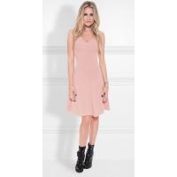 Nikkie By Nikkie Plessen Dress Venture V-Neck Skin