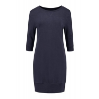 Sweaterdress Basic Navy NOS