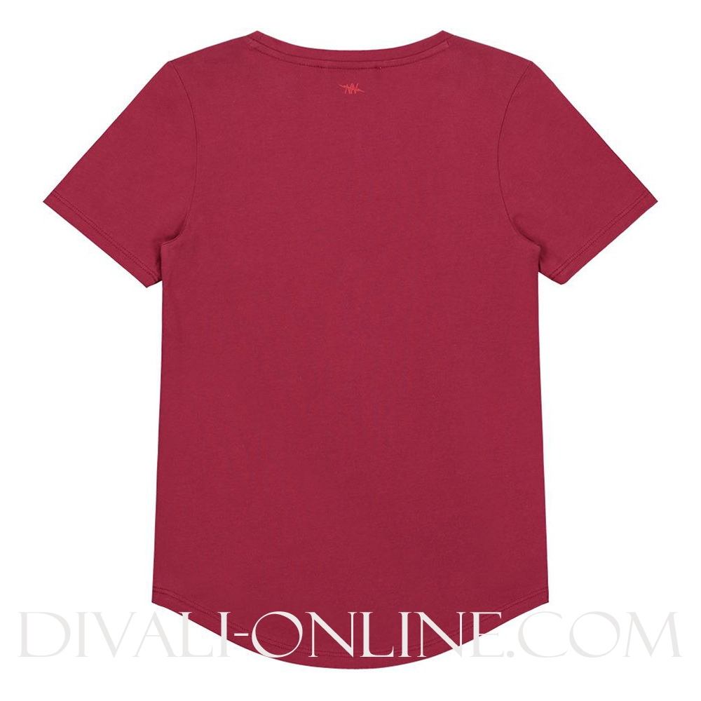 T-Shirt Marko Dark Red