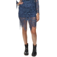 Radical Skirt Lace Adriana Blue