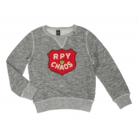 Replay Sweater Replay Chaos Grey