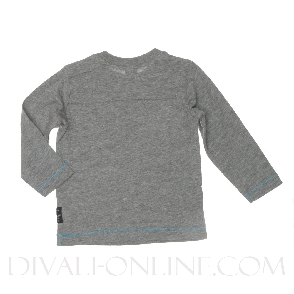 Longsleeve Lightning Grey
