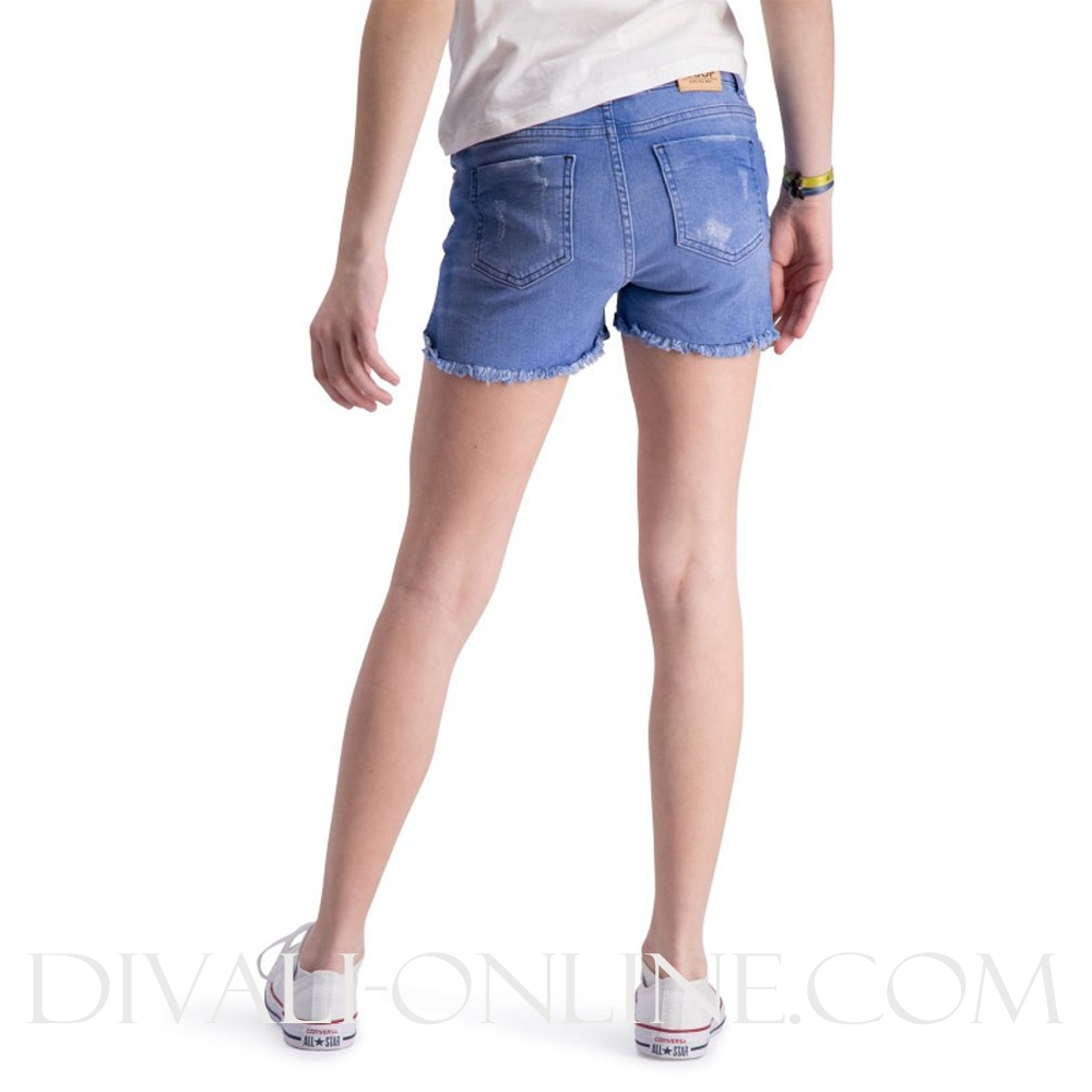 Shorts Girl Baby Blue
