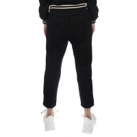 Elisabetta Franchi Girls Joggingbroek Black