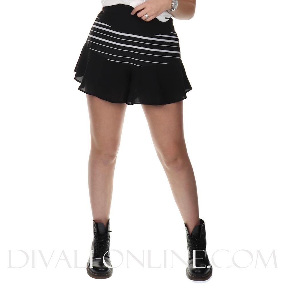 Short Fenna Black