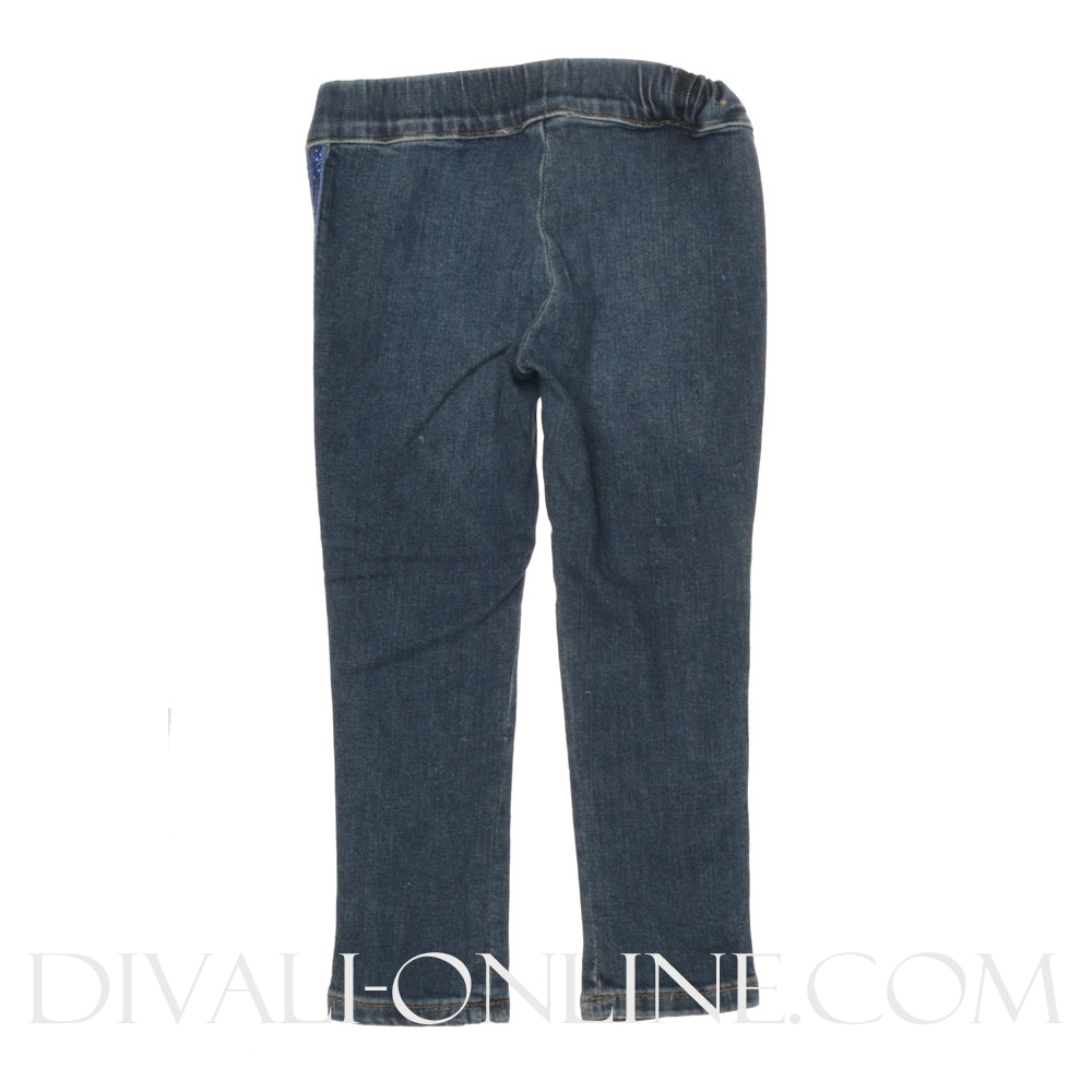 Broek Denim Blue Snappy Wash