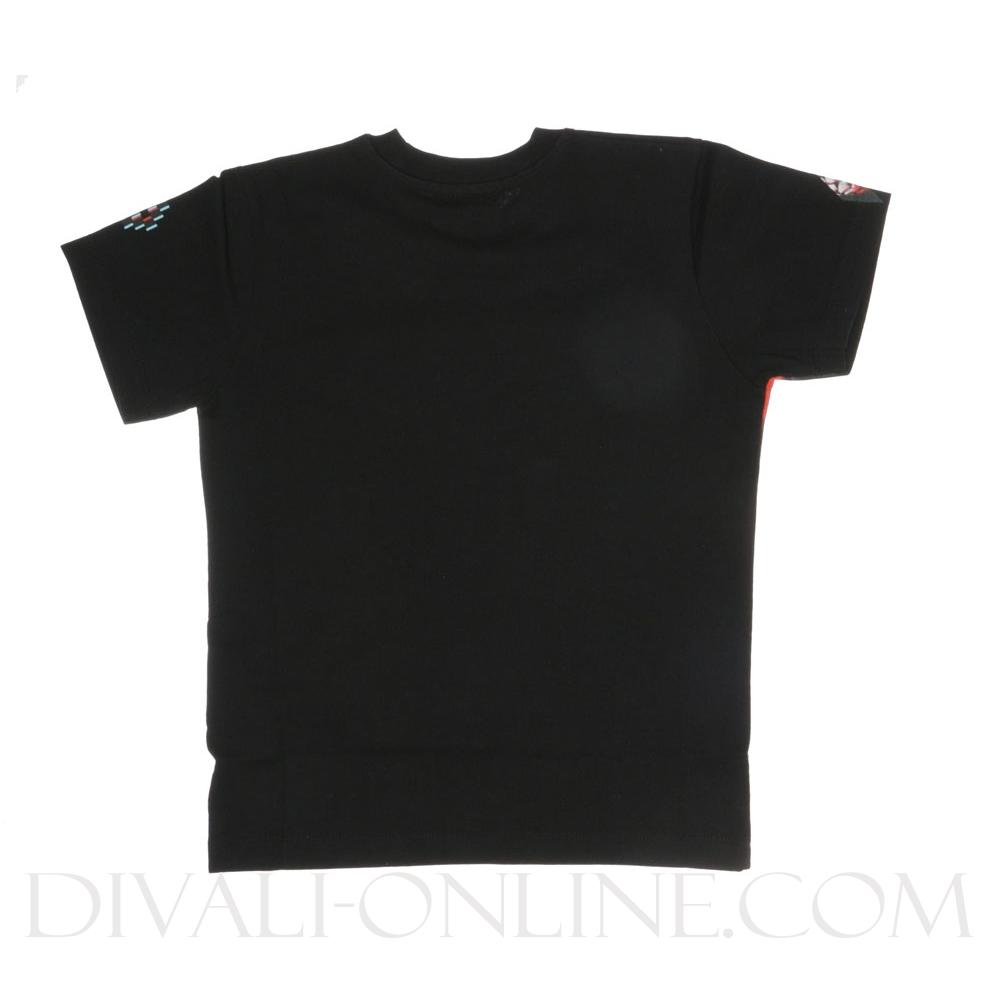 T-shirt Snake 3D Black