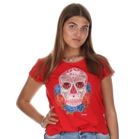 MET InJeans T-Shirt Life Red
