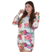 MET InJeans Dress Soizic Flower