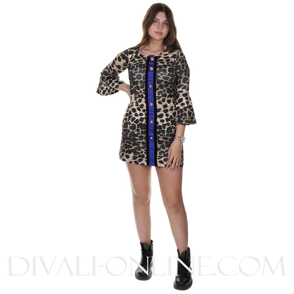 Dress Leopard Jenna