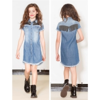 MET InJeans Kids Denim jurk Amicawest