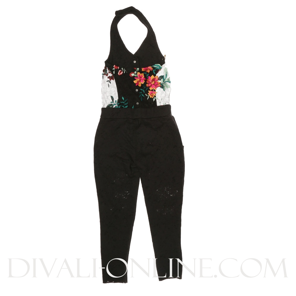 Jumpsuit Leonor Black