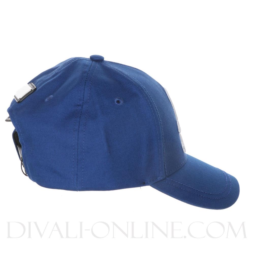 Baseball Cap Cool Boy Bright Blue