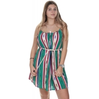 Wanderlust Acapuloco Dress Multi