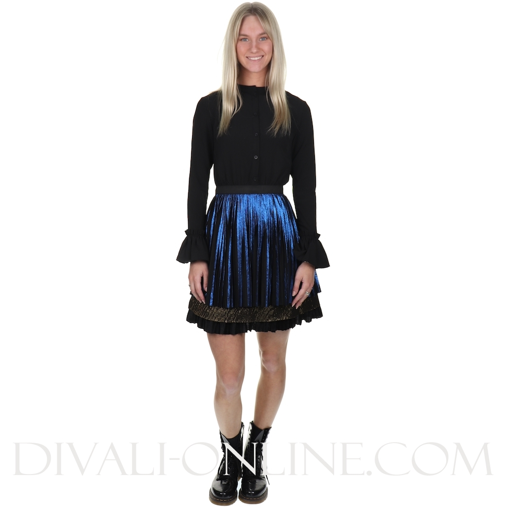 Louise Dress Jet Black