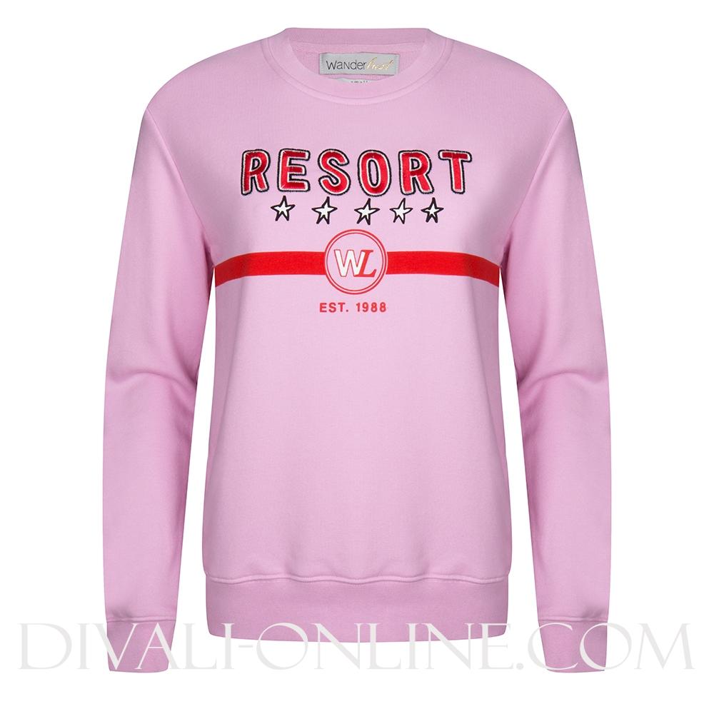 Sweater Resort Lilac