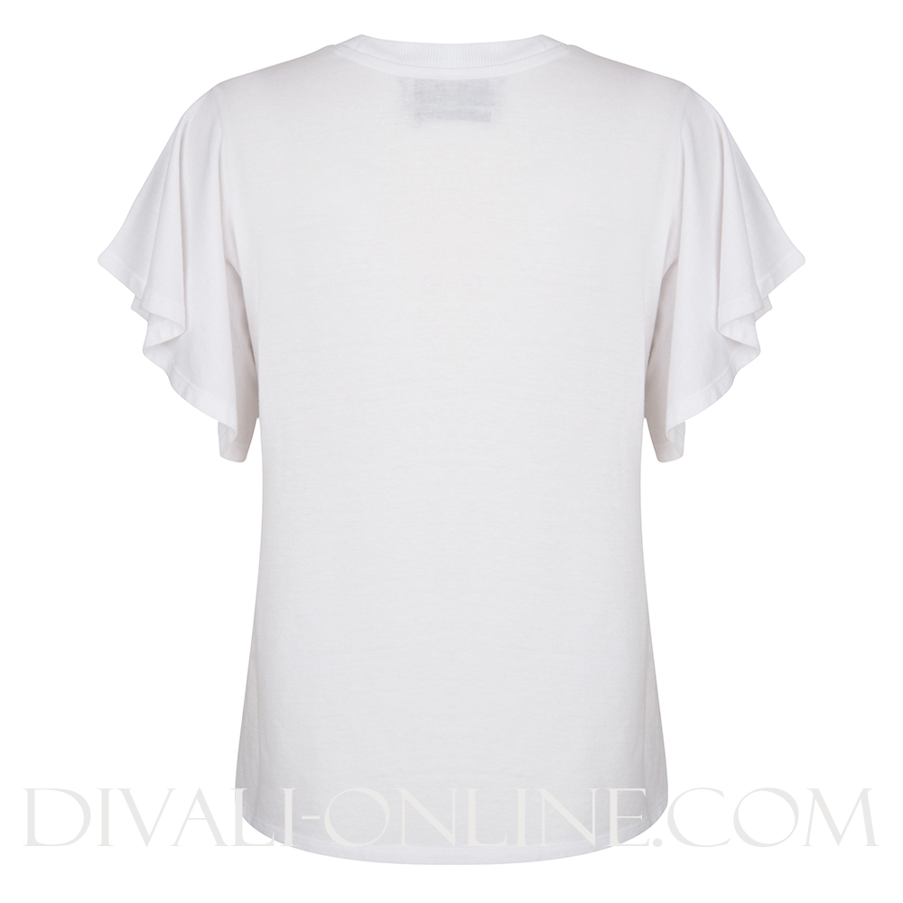 T-shirt Catarina White