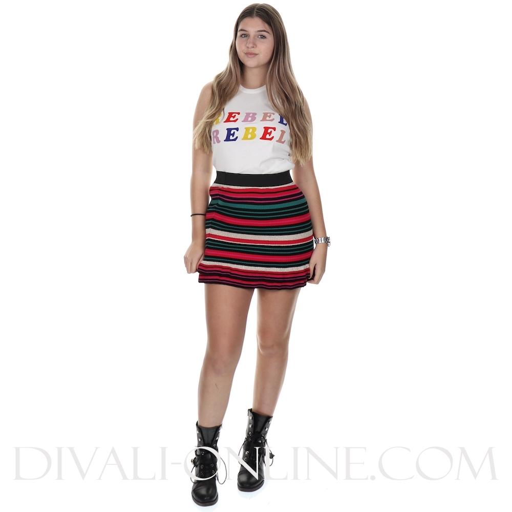 Skirt Chula Stripes Multi
