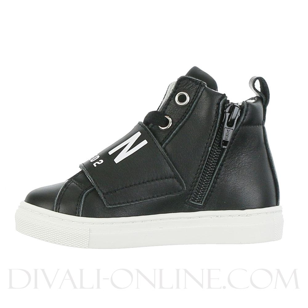 Sneaker High Icon Black