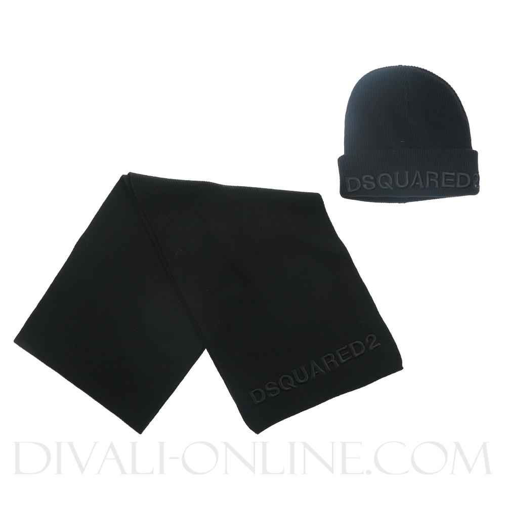 Sjaal All-Black